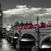 Red Buses over Westminster Bridge by steve.gombocz