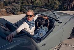 Kate Bosworth ile Tory Burch Gemini Çanta Koleksiyonu Çekimi 2017