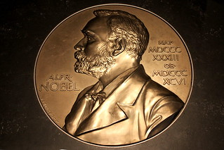 The Nobel Musem | by 9.81 meters per second squared