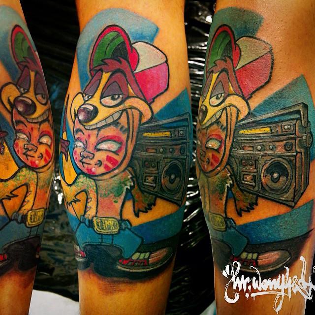 Mrwany Tattoo Info At Wanyonecom Tattoo Virgoz Milano Flickr