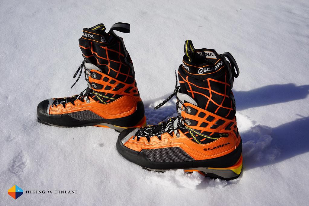 outlet store 4611d 54191 Scarpa Rebel Ultra GTX   If I don't wear Luna Sandals or Tra ...