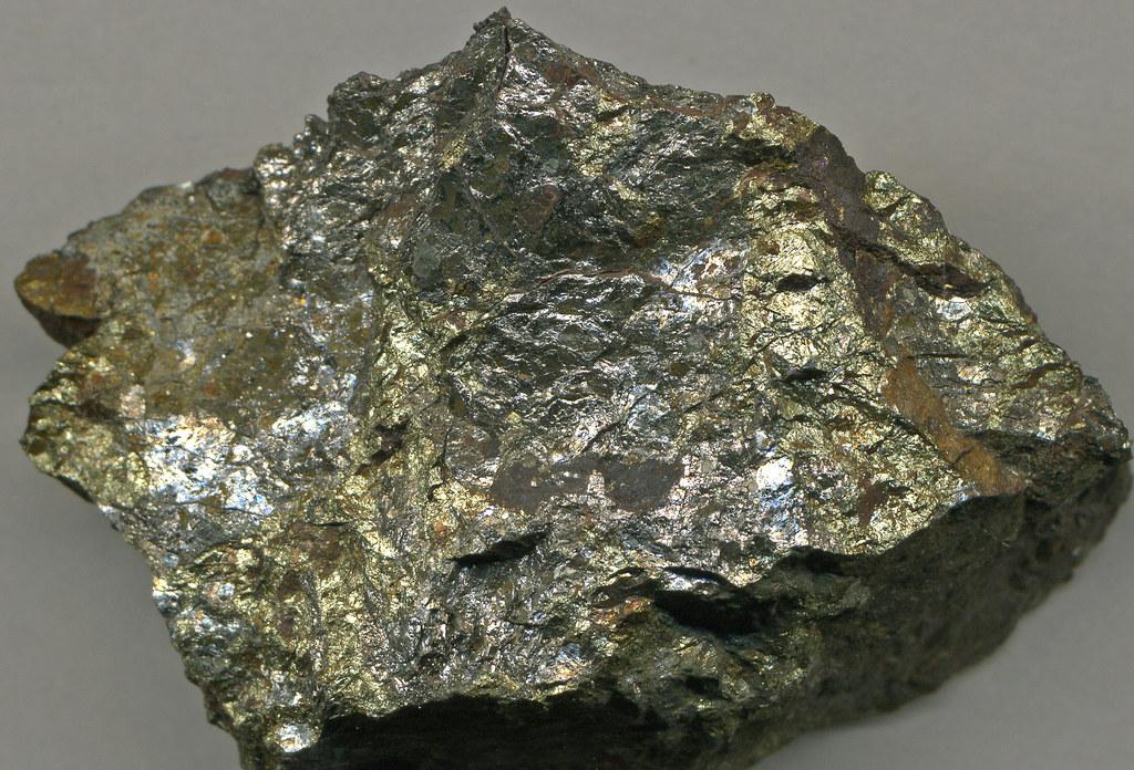 Chalcopyrite Pyrrhotite Late Cretaceous Cable Mine 1 4