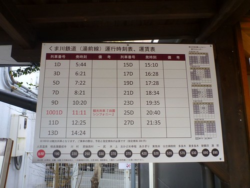 Kumagawa Railroad Hitoyoshi-Onsen Station | by Kzaral