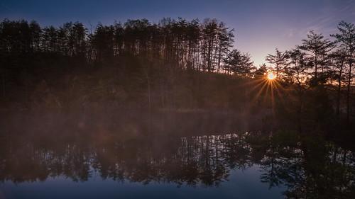fog stone sunrise star virginia us unitedstates indians schuyler burst quarry myth relics soapstone