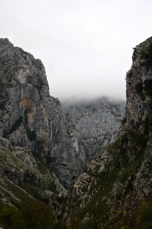 Picos de Europa, November 1st, 2014