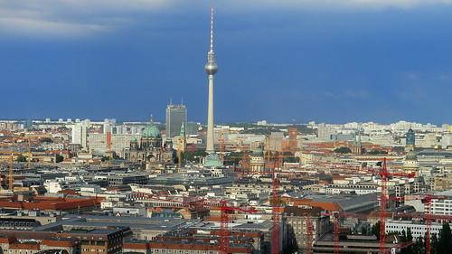 Berlin - TV Tower / Fernsehturm in Berlin-Mitte | by Traveller-Reini