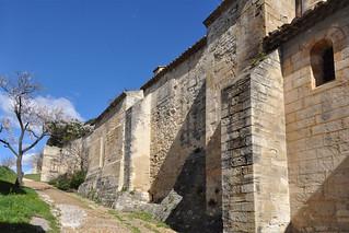 Saint-André de Villeneuve-lès-Avignon   by Monestirs Puntcat
