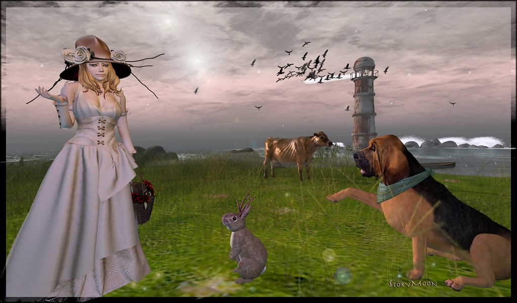 I said no - NO cows! [profile] - Cate Storymoon Profile: As … - Flickr