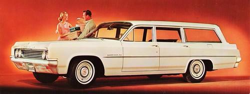 1963 Oldsmobile Dynamic 88 Fiesta Station Wagon | by aldenjewell