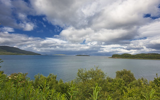 Loch Portree, Skye | by bidkev1 and son (see profile)