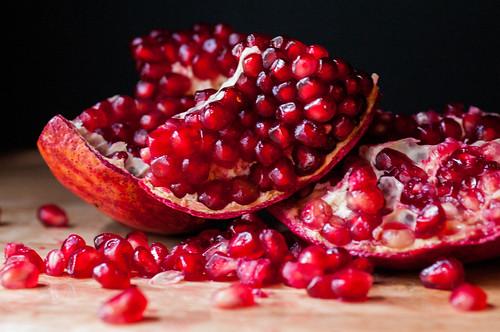Pomegranate   by Samantha Forsberg