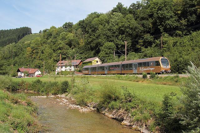 Treno e natura...
