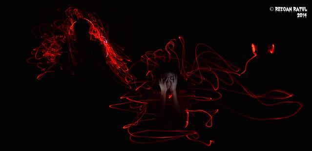Telekinesis..