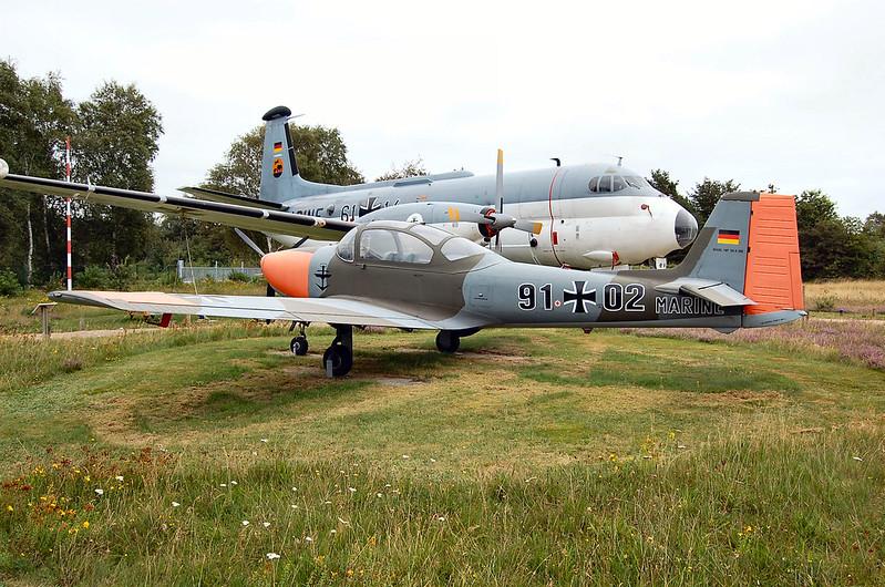 Piaggio P-149D 9