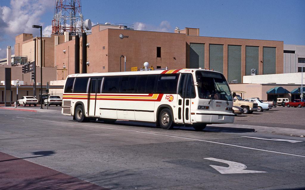 Sun Tran 8616 Tucson 3-1992 mb | T8J206 | mbernero | Flickr