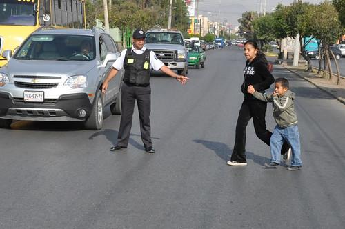 Operativo vial para vigilar el reinicio de clases | by La Jornada San Luis