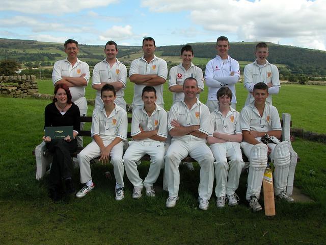 3rd XI Team Photo 2008