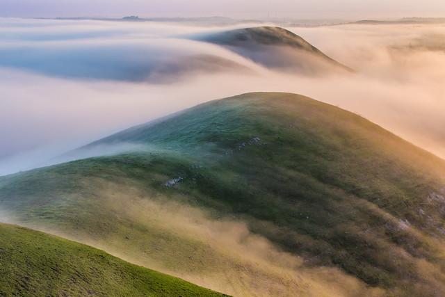 Black Diamond fog flow