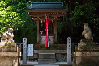 Mäuse Schrein, Kyoto | by Bernhard Scheid