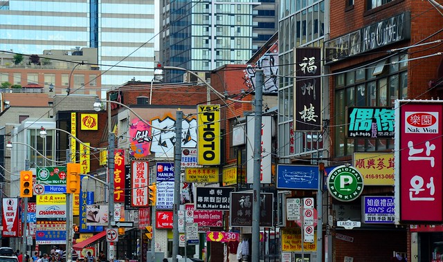 Toronto, ON - Chinatown