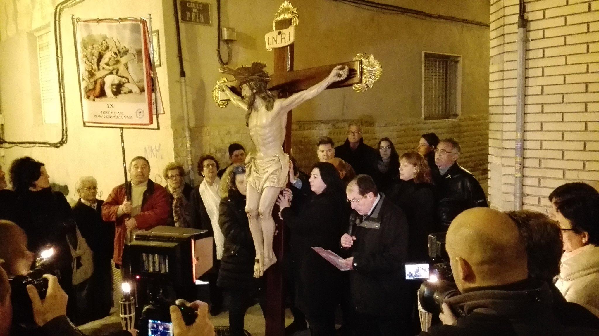 (2016-03-18) - VII Vía Crucis nocturno - Javier Romero Ripoll (085)