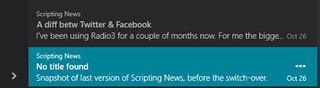 Scripting News - With Titles | by serdar