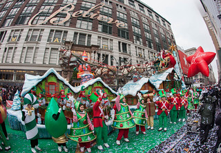 The 2014 Macy's Thanksgiving Day Parade New York City | by Anthony Quintano