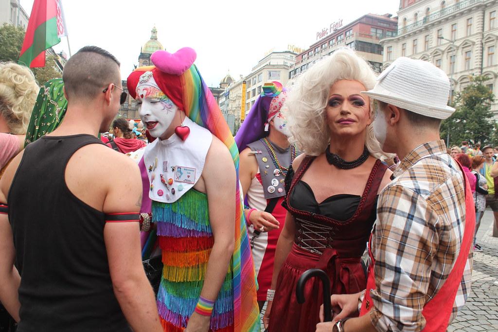 pride Prague gay