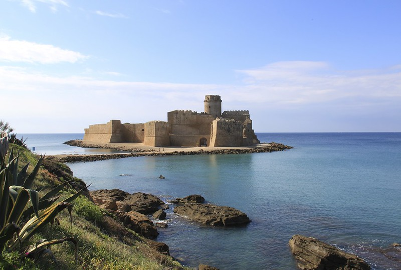 Le Castella - Calabria (Italia)