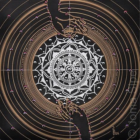 Joma Sipe, Mandala IV Original Version