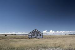 Old House near Capulin National Monument, 36.750582, -103.996630