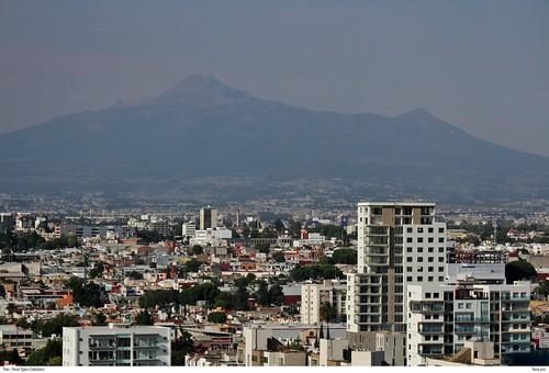 La malinche desde la estrella de Puebla