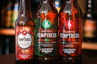 Lakewood Brewing Beers | by fourbrewers