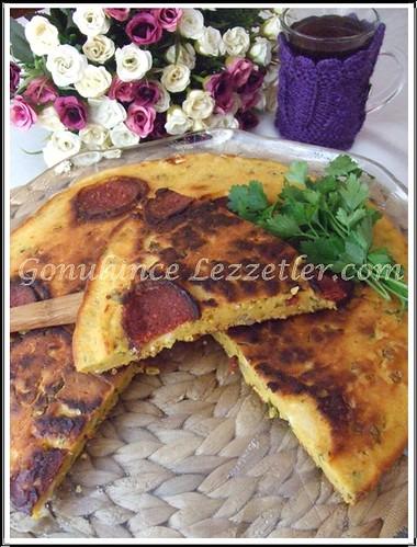 kahvaltalık pizza 1 | by GonulunceLezzetler