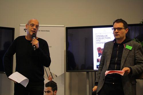 Geert Lovink (INC) & Florian Cramer (Creating010) | by networkcultures