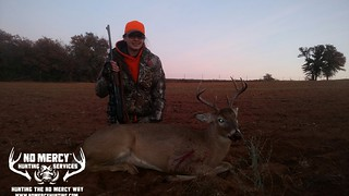 No Mercy Whitetail Deer Hunts in Oklahoma | by No Mercy Hunting Services
