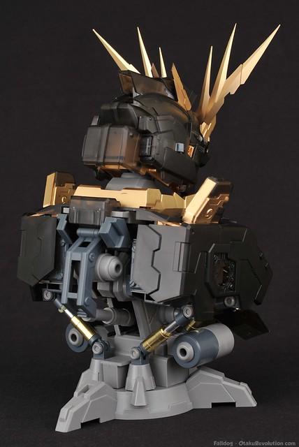 Seraph Hobby Banshee Bust - Straight Build 11