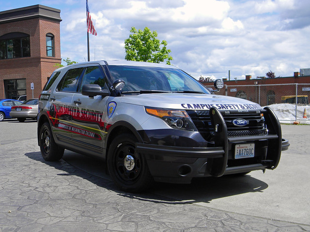 University of Washington Tacoma Campus Safety & Security, Washington (AJM NWPD)