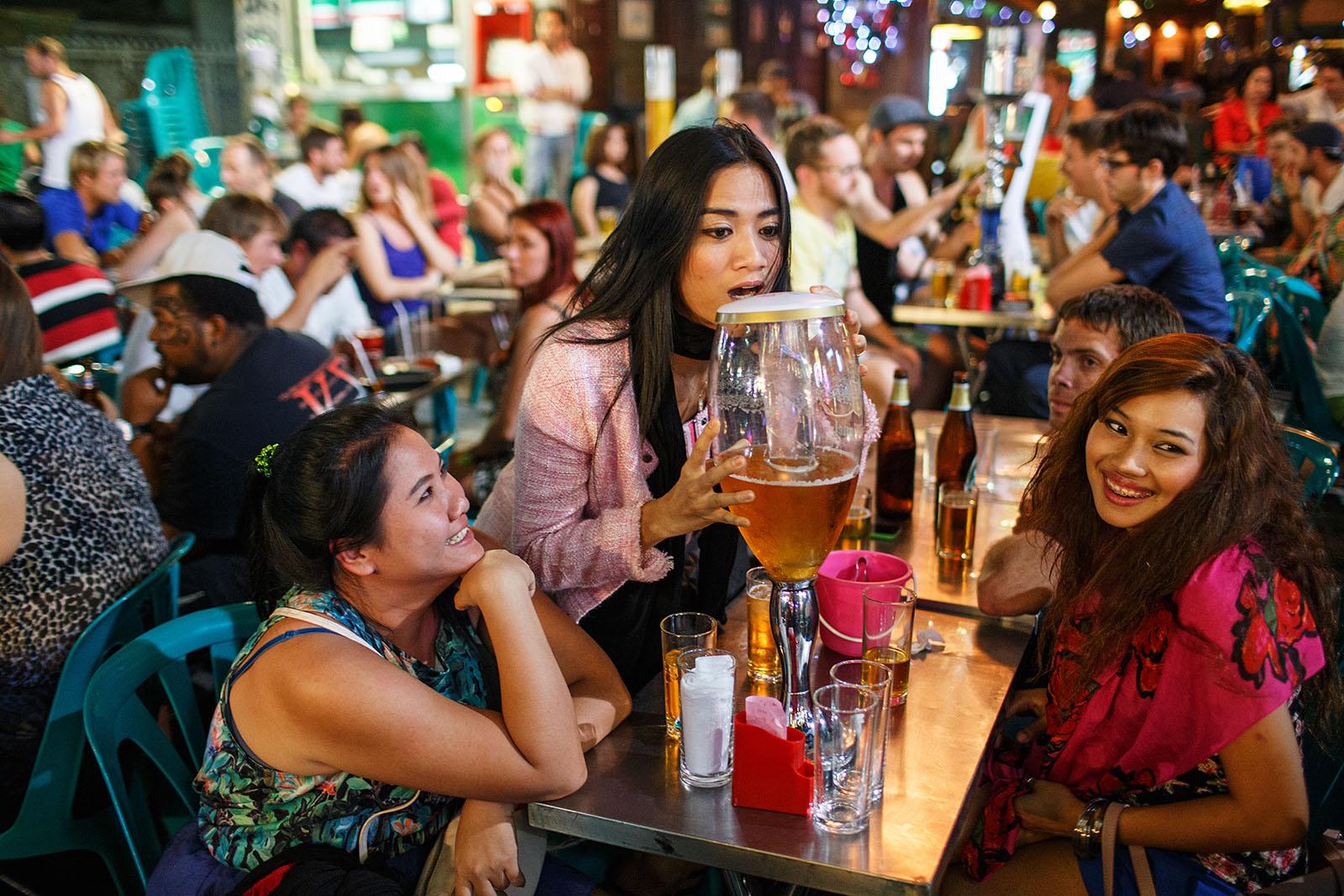 Big glass - Bangkok, Thailand