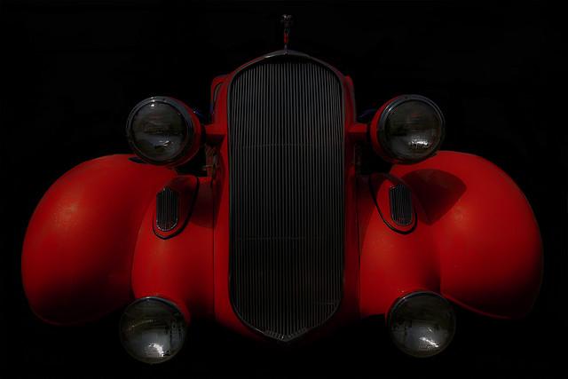 Dodge Ram Oldtimer