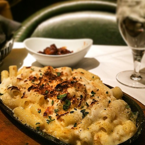 Lobster baked ziti with black truffles #foodgasm #foodie #food #instagood #idie #pasta #foodcoma #truffle #lobster #ziti #omg #ohmygod #heaven | by Mid Atlantic BBQ Association
