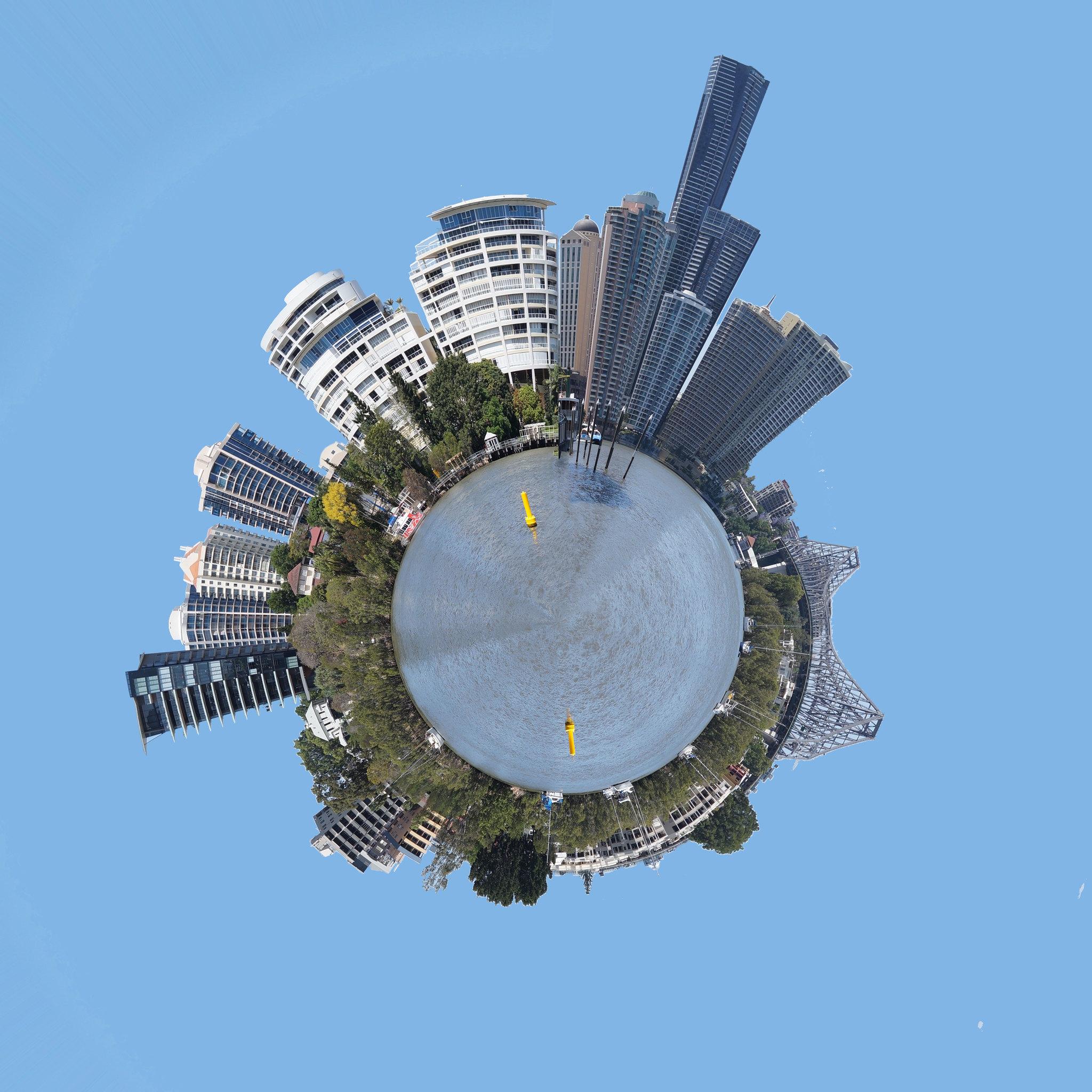 Tiny Planet 01