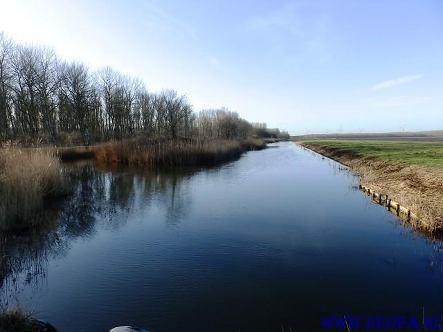 2015-01-17  VOC Wandeltocht Almere  16.5 Km   (15)