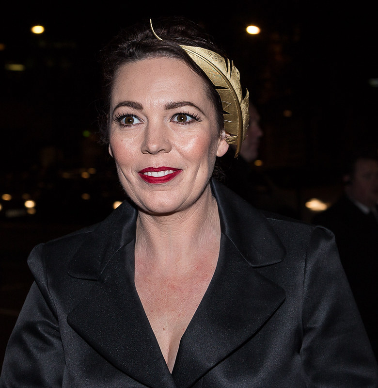 Olivia Colman at Moet BIFA 2014 | Ibsan73 | Flickr