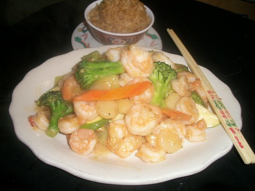 B4 Garlic Shrimp | by Golden Gate Chinese Restaurant