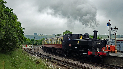 Back To Buckfastleigh   by ARG_Flickr
