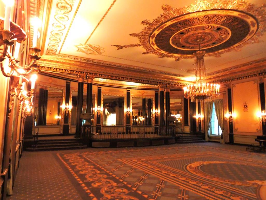 Image result for palmer house hilton empire room