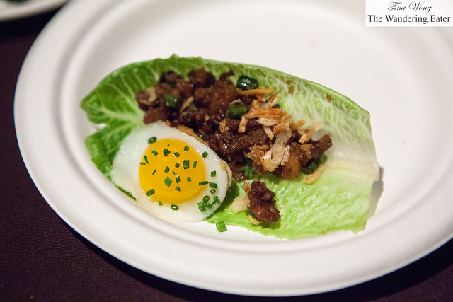 Minchi lettuce cup by TAO