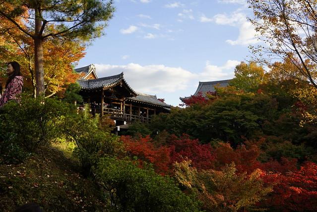 東福寺 とうふくじ