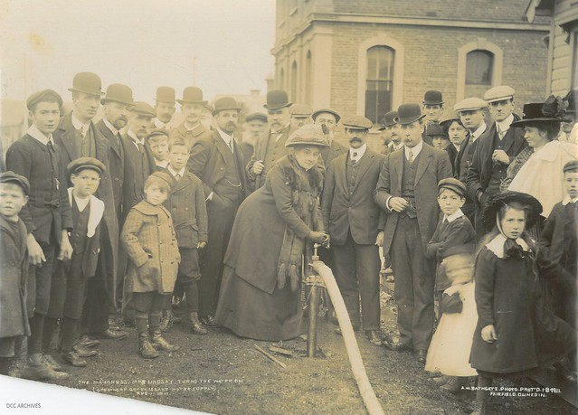 Opening of Green Island Water Supply 1911